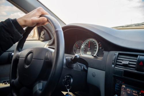 Le conducteur a été pris en chasse par la police et finalement intercepté à Howald. (Photo: Shutterstock)