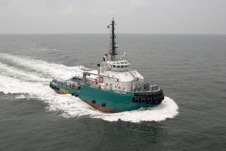 Le Bourbon Rhode qui a disparu jeudi était sorti des chantiers navals en 2006. (Photo: Groupe Bourbon)