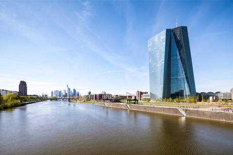 La Banque centrale européenne a profité de ses opérations d'achat d'actifs. (Photo: Shutterstock)