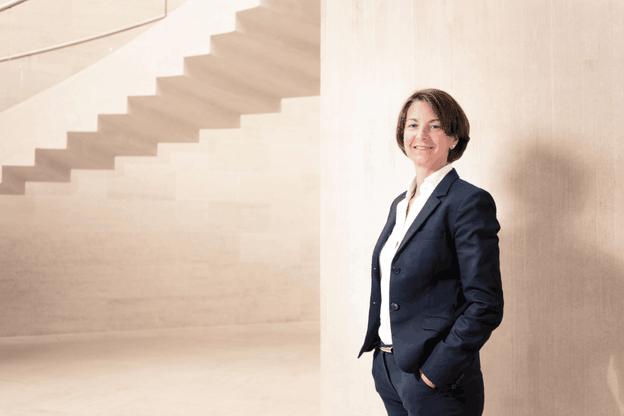 Tonika Hirdman, directrice générale de la Fondation de Luxembourg, constate un engouement pour la Fondation Covid-19. (Photo: Edouard Olszewski/Archives Maison Moderne)