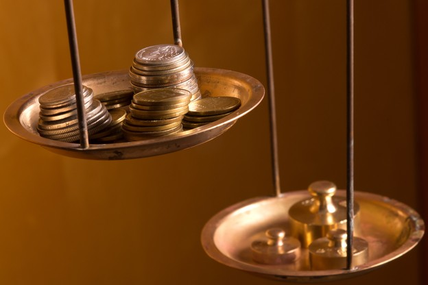 Après un premier semestre délicat pour la balance des paiements, l'année s'achève sur un recul limité. (Photo: Shutterstock)