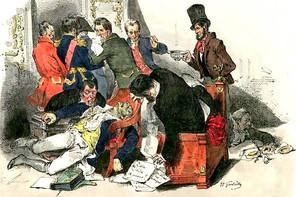 Le choléra était une maladie redoutée au 19esiècle. En 1832, elle tue 19.000personnes en France en 6mois. (Visuel: DR)