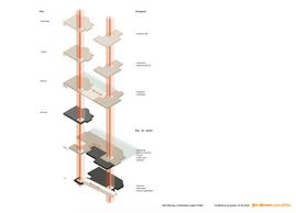 Programme de construction. ((Illustration : Jim Clemes Associates))