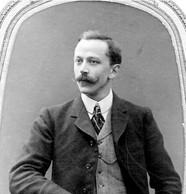 Edmond Muller, Jean's great-grandfather.  (Photo: Kleinbettigen mills)