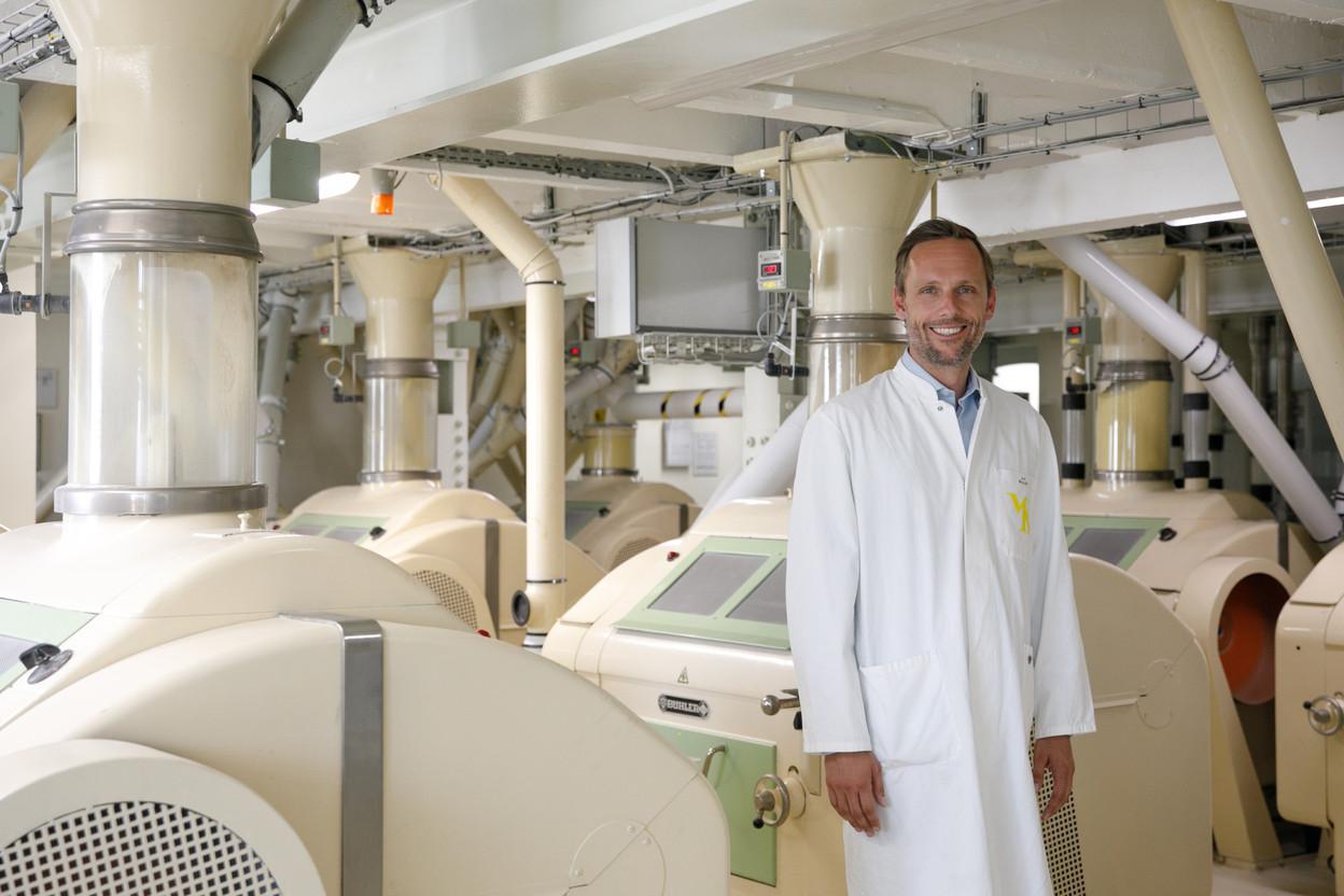 Jean Muller is the boss of the Kleinbettingen mills. Photo: Matic Zorman/Maison Moderne
