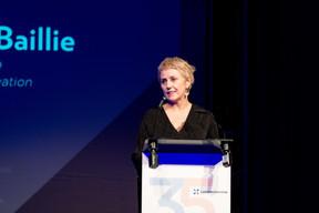 Sasha Baillie (Luxinnovation) ((Photo: Marie De Decker))