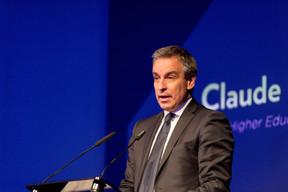 Claude Meisch (Ministre de l'Enseignement supérieur et de la Recherche) ((Photo: Marie De Decker))