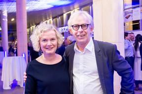 Isabelle Schelsser (Adem) et Jean-Paul Zens ((Photo: Marie De Decker))