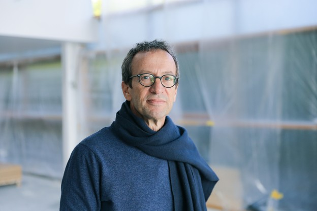Laurent Loschetter  est managing partner de la salle de concerts de l'Atelier. (Photo: Romain Gamba / archives Maison Moderne)