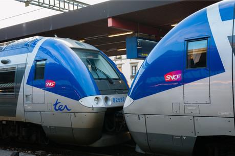 38 TER ne rouleront pas demain (mardi) entre Metz et Luxembourg, en raison de la grève des syndicats de cheminots contre la réforme des régimes spéciaux de retraite. (Photo: Shutterstock)