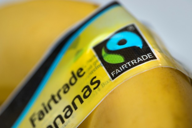Avec 2.207,61tonnes vendues au Luxembourg l'année dernière, la banane estampillée Fairtrade (dont 94,75% portent également le label bio) reste le produit équitable le plus consommé. (Photo: Shutterstock)
