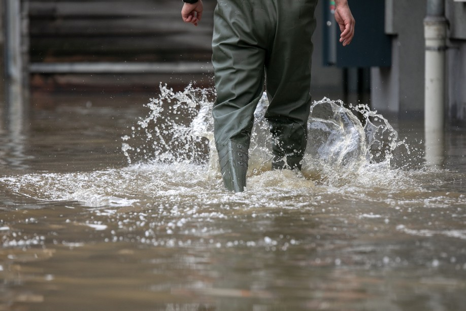 Flooding in Luxembourg on 14 and 15 July caused upwards of €3m in damage to wastewater plants Photo: Matic Zorman / Maison Moderne