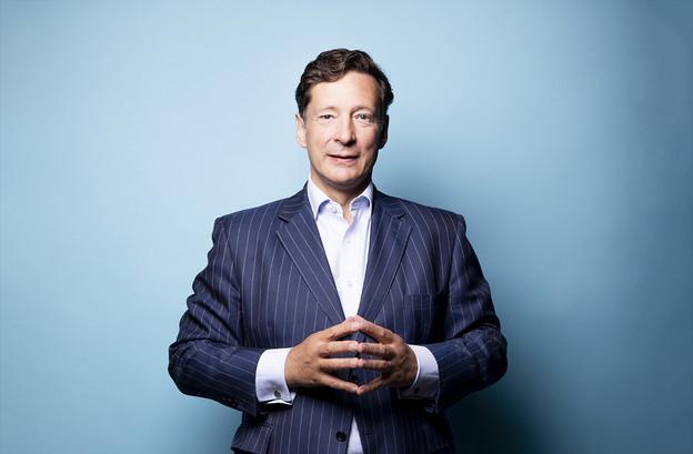 L'ancien diplomate Nicolas Mackel dirige Luxembourg for Finance, l'agence de promotion de la Place. (Photo: Patricia Pitsch / Maison Moderne)