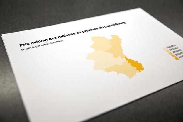 La cité frontalière d'Arlon profite pleinement de la proximité avec le Grand-Duché. (Photo: Maison Moderne)