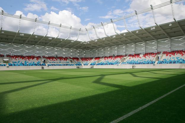 Luxembourg-Azerbaïdjan: voilà le premier match à l'affiche du nouveau Stade de Luxembourg, le 1er septembre prochain. (Photo: Matic Zorman/Maison Moderne)