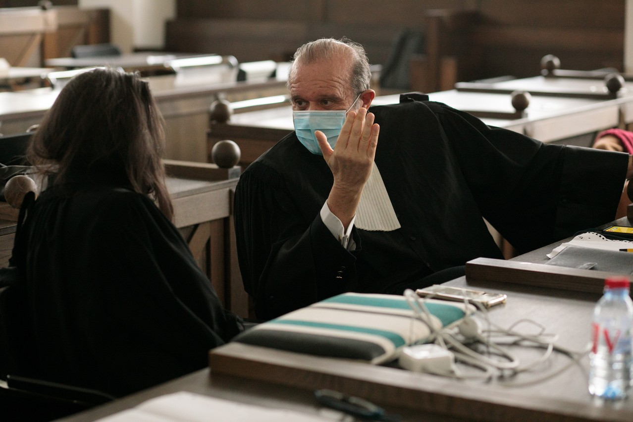 MeHervé Temime, l'avocat de Flavio Becca. (Photo: Matic Zorman / Maison Moderne)