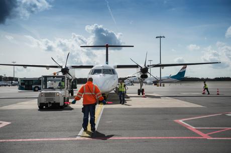 L'IATA publie ses dernières prévisions pour le secteur du transport aérien. (Photo: Anthony Dehez/archives)