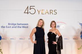 Yulia Reuttskaya et Valeriya Pichurina-Leone (EWUB) ((Photo:Marie De Decker pour EWUB))