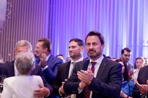 Xavier Bettel (Premier ministre) ((Photo:Marie De Decker pour EWUB))