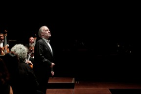 Valery Gergiev ((Photo: Sébastien Grebille pour la Philharmonie))