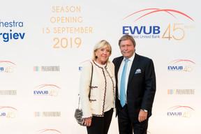 Antoinette Hugli-Sunnen et Hans-Ulrich Hugli (EWUB) ((Photo: Marie De Decker pour EWUB))