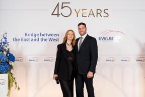 Tatiana Evtushenkova (Redline Capital Management) et David Spector (Redline Capital Management) ((Photo:Marie De Decker pour EWUB))