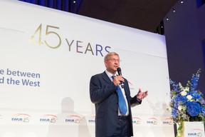 Vladimir Evtushenkov (Sistema Group) ((Photo:Marie De Decker pour EWUB))