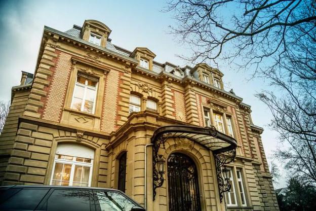 La banque russe EWUB a été une des premières banques internationales à s'implanter au Luxembourg. (Photo: Paperjam / Archives)