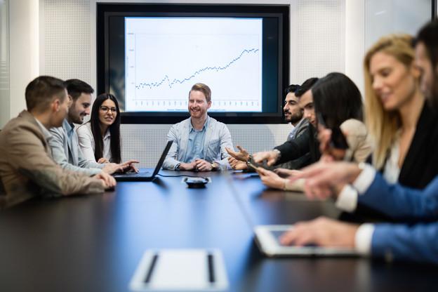 En moyenne, 463.150 salariés ont été affiliés au Centre commun de la sécurité sociale l'an dernier. Un nouveau record qui se traduit par des cotisations exceptionnelles, en hausse de 5,3%. (Photo: Shutterstock)