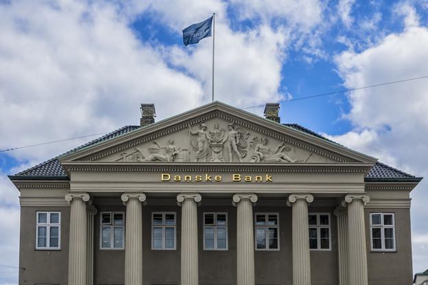 Danske Bank et quatre anciens dirigeants sont déjà la cible d'une plainte déposée en janvier à New York par un fonds de pension américain. (Photo: Shutterstock)