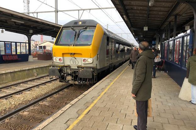 Arlon reste la gare la plus fréquentée de la province de Luxembourg, mais seulement la 38 e de Belgique. (Photo: Paperjam / Archives)