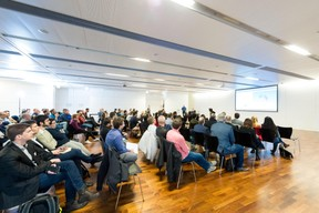 Conférence Bimlux 2019 ((Photo: Marie De Decker))