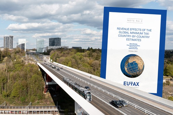The reform of the international corporate tax system is a good deal for the national budgets of the G20 countries. (Photo: EU. Editing: Maison Moderne)