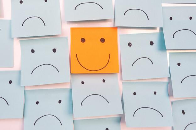 Notre balance émotionnelle est mise à l'épreuve, mais il est possible de garder le cap. (Photo: Shutterstock)