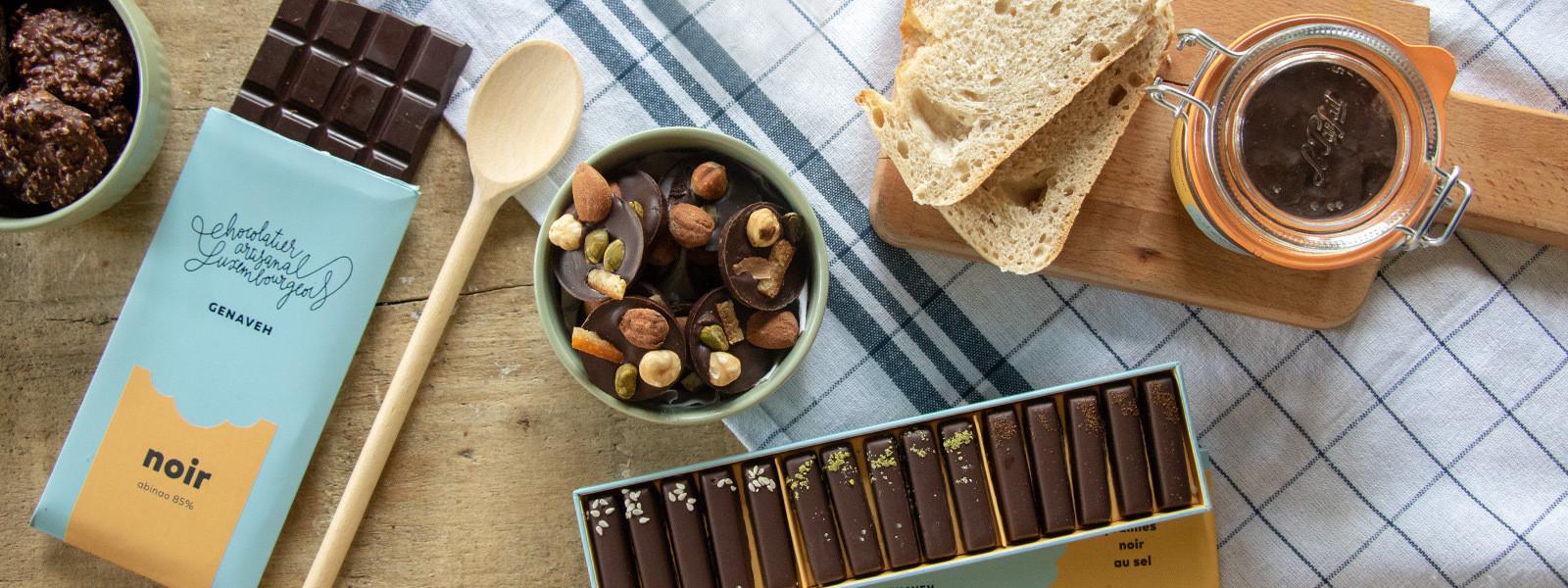 Genaveh, l'option végane et gourmande pour votre pique-nique. (Photo: Genaveh)
