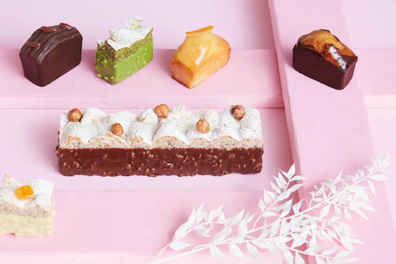 Un cake savoureux pour toutes les envies canailles chez Oberweis… (Photo: Oberweis)