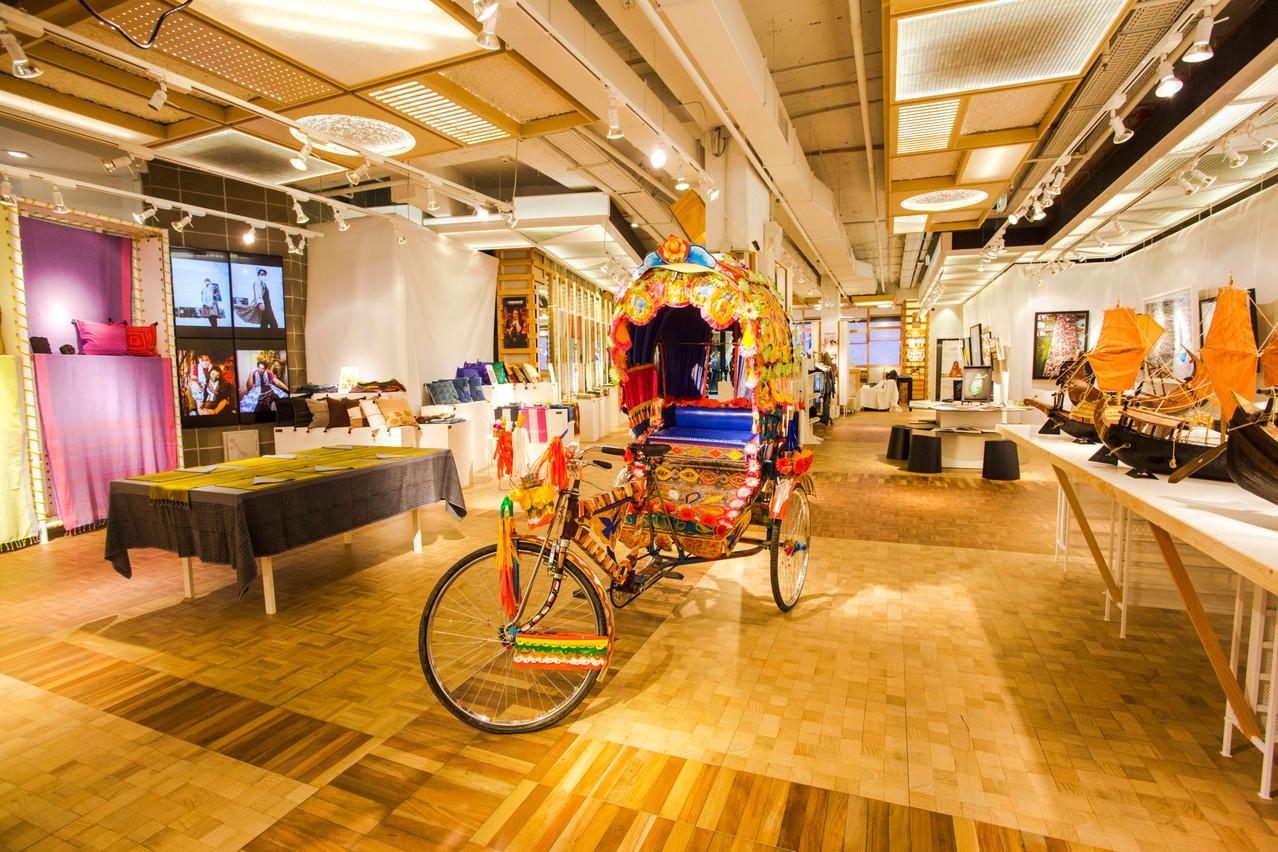 Le nouveau pop-up store de Friendship vous attend dans la Grand-Rue de Luxembourg. (Photo: Friendship Luxembourg)
