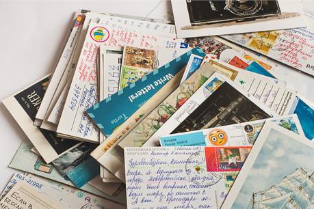 Pas de carte postale? Pas de timbre? Postocards s'occupe de tout (ou presque) à votre place. (Photo: Shutterstock)