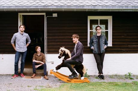 Basement LowEnd livre un premier album solide comme le «rock», mais doté aussi d'une belle fraîcheur. (Photo: Basement Low End)