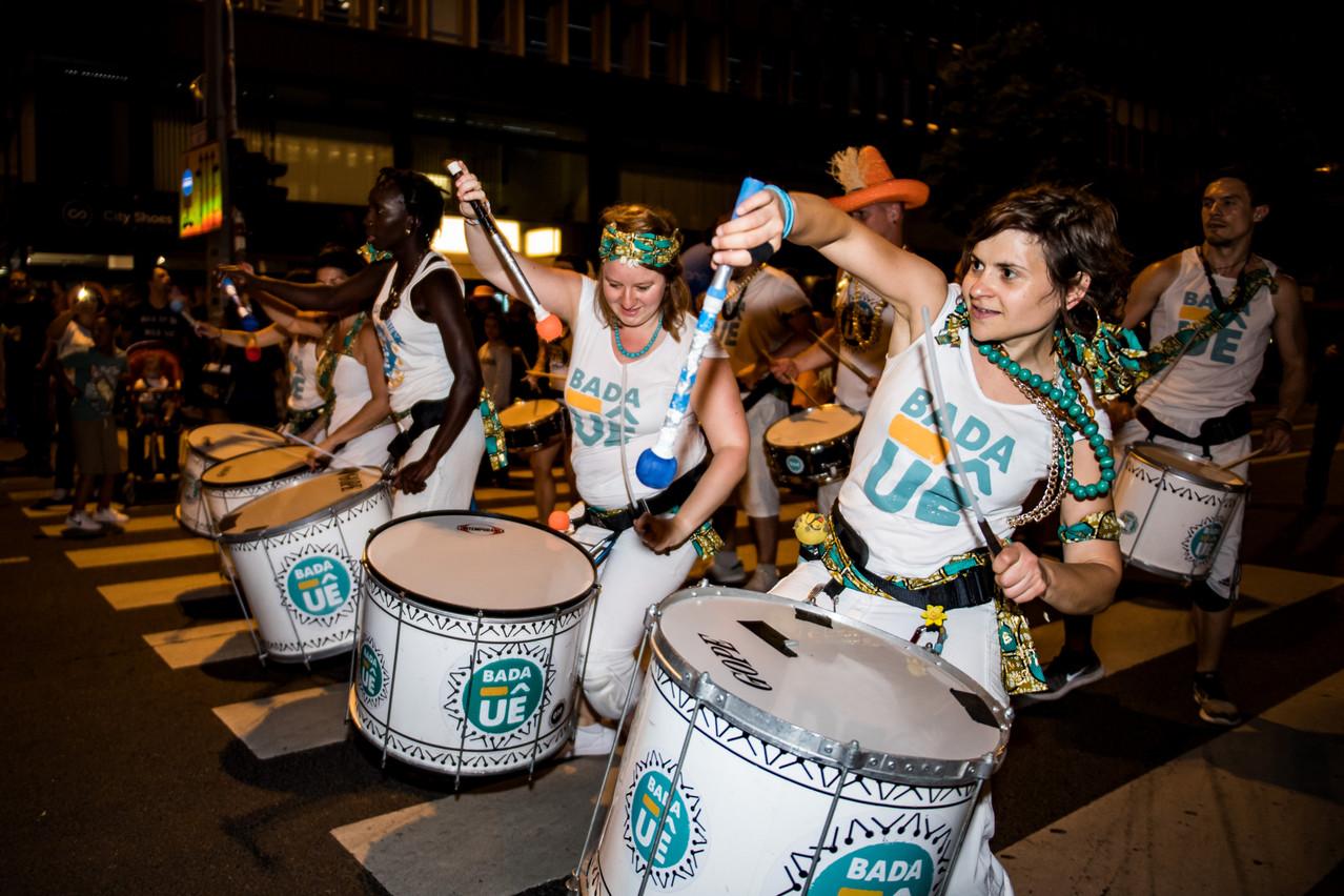 La samba et ses rythmes endiablés font désormais partie de l'identité de la course. Avec un festival dédié qui débute dès vendredi soir. (Photo: Nader Ghavami/Archives)