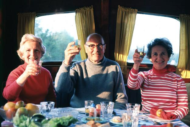 Du bon vin, des bons petits plats et de la bonne humeur, bienvenue à la Moselle! (Photo:Allan Cash Picture Library / Alamy Stock Photo)