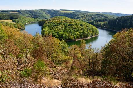La vallée de la Haute-Sûre est non seulement une attraction touristique qui, en été, attire de nombreuses personnes sur ses plages, mais c'est surtout la plus grande réserve d'eau potable au Luxembourg, rappelle Natur&Ëmwelt. (Photo: Shutterstock)