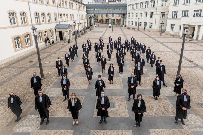 Le Barreau de Luxembourg compte environ 3.000 avocats. (Photo: Marie De Decker)