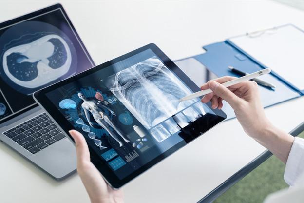 La 5G pourrait permettre d'ouvrir de nouvelles perpectives dans le milieu médical. (Illustration: Shutterstock)