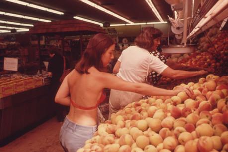 Pour avoir la pêche, shopper de bons légumes, c'est vraiment chou… (Photo: Alamy Stock Pictures)