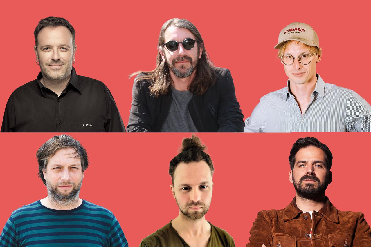 6 programmateurs qui font chanter les foules. (Montage: Maison Moderne)