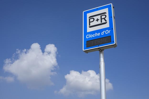 Le nouveau P+R intéressera évidemment les navetteurs, de plus en plus nombreux à travailler dans le quartier de la Cloche d'Or. (Photo: Matic Zorman/Maison Moderne)