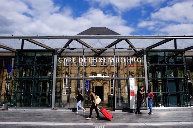 62 trains sur 90 sont en circulation sur l'axe Nancy-Metz-Luxembourg ce jeudi, prévoit la SNCF. (Photo: Shutterstock)