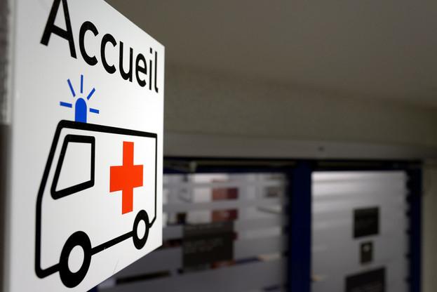 38 personnes sont actuellement hospitalisées, dont quatre en soins intensifs. (Photo : Christophe Olinger/archives Maison Moderne)