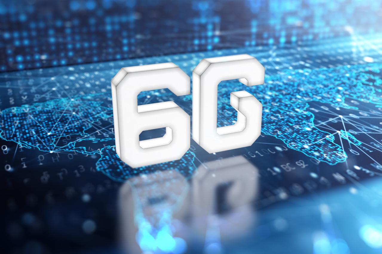 Samsung pense que la 6G sera d'autant plus révolutionnaire, car elle permettra aux smartphones dernière génération d'afficher des hologrammes volumétriques réels. (Visuel: Shutterstock)